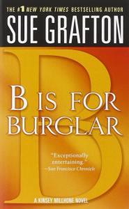 B is for burgular